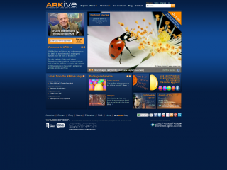 ARKive screen shot