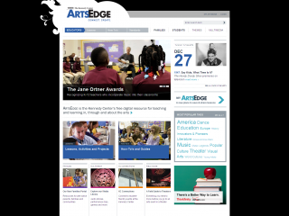 ARTSEDGE screenshot