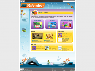 BBC KS2 Bitesize Science | Great Websites for Kids