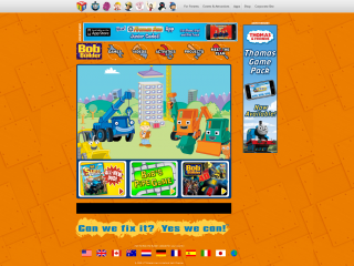 Bob the Builder screen shot