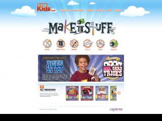 Capstone Kids screenshot