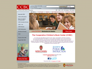 CCBC screen shot