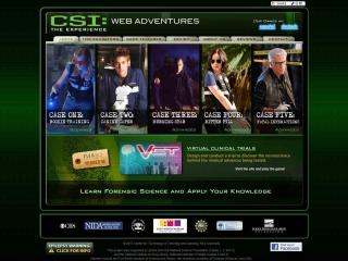 CSI: Web Adventures