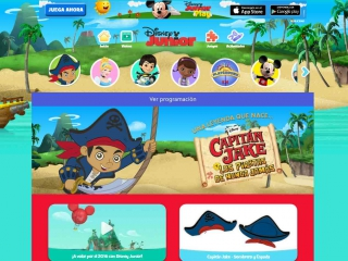 Disney Junior/Disney Latino - screen shot