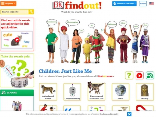 DK Find Out! screen shot
