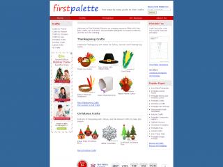 Fisrt Palette screen grab