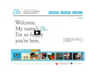 Fred Rogers Center Early Learning Environment Great Websites For Kids