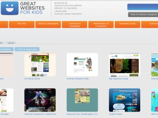 Great Websites for Kids has been retired.
