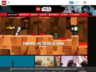 LEGO Star Wars (screen shot)