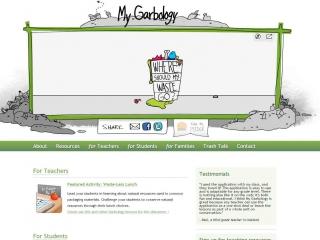 My Garbology screen shot