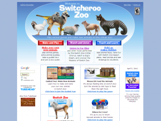 Switcheroo Zoo screen shot