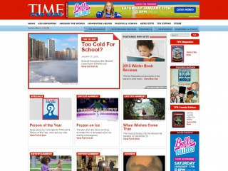 Time for Kids screen shot