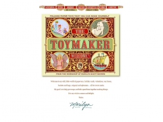 The Toymaker screen shot