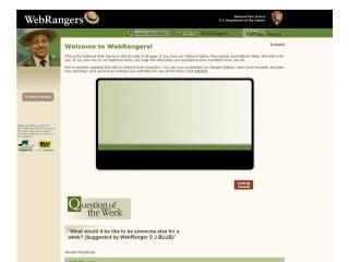 Web Rangers screen shot