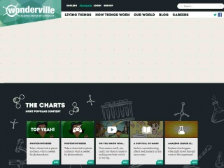 Wonderville screen shot