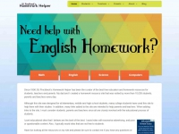 B j pinchbecks homework helpline