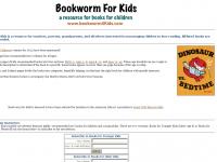 Screen shot - Bookworm for Kids