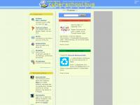 Screen shot: Cyber School Bus homepage