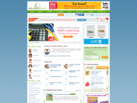 Education.com screen shot