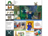 Eric Carle Museum screen shot