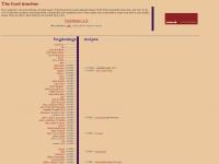 Food Timeline screen shot