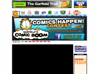 Garfield Online screen shot