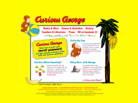 Screen shot for Houghton Mifflin Books for Childrens Curious George