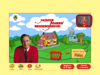 Mr. Rogers' Neighborhood screen shot