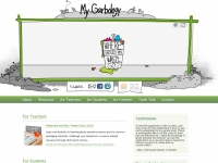 My Garbology screen shot