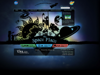 NASA Space Place screen shot