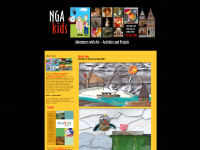 National Gallery of Art for Kids screen shot