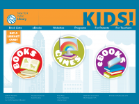 New York Public Library On-Lion for Kids screen shot