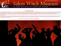 Salem (Mass.) Witch Museum screen shot