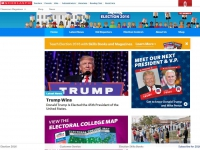 Scholastic Election News - screen shot