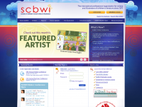 Society of Children's Book Writers and Illustrators screen shot