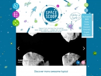 Space Scoop - screen shot