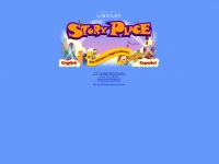 StoryPlace: The Children's Digital Library screen shot