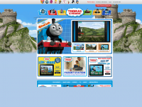 Thomas the Tank Engine screen shot