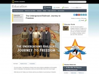 The Underground Railroad: Journey to Freedom screen shot