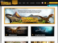 Walking with Dinosaurs screen shot
