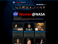 Women of NASA screen shot