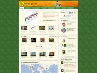 Youngzine screenshot
